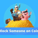 Block Someone on Coin master